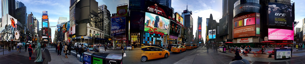 Times Square, New York, NY